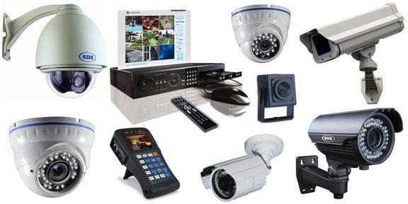 Security Surveillance Cameras