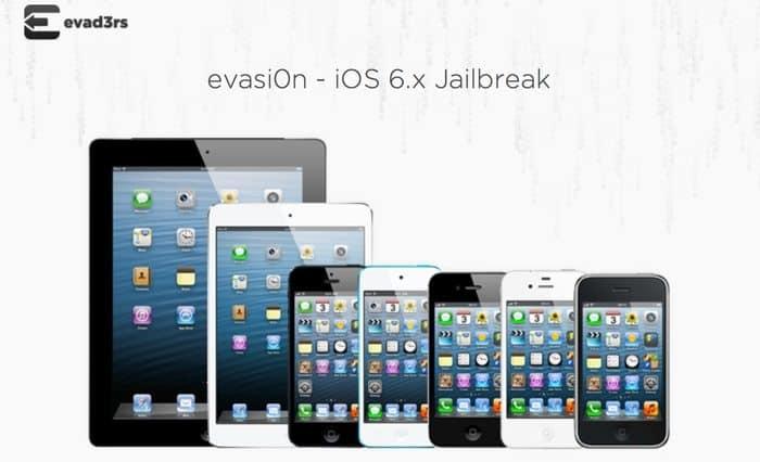 Download Evasi0n IOS6 jailbreaking tool for free