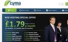 zyma hosting review