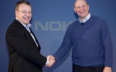 Microsoft bought Nokia