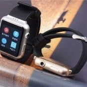 Connect Bluetooth to K8 Smart Watch