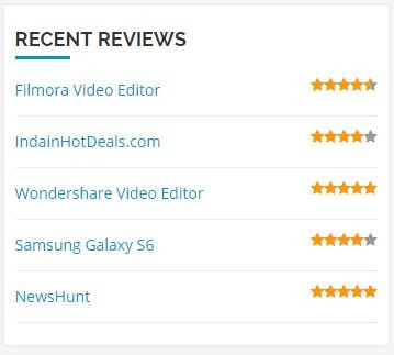Geek Dashboard Reviews
