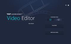 how to use wondershare video editor