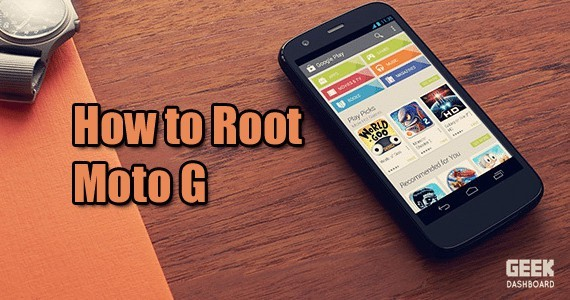 how to root moto g