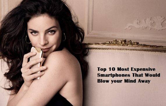 10 Most Expensive Smartphones