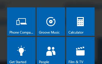 remove core apps in Windows 10