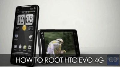 root HTC EVO 4G