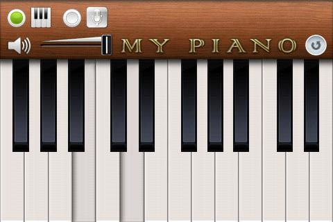 Android piano