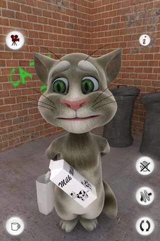 talking tom android app for kids