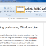 How to create best looking posts using Windows Live Writer (WLW)
