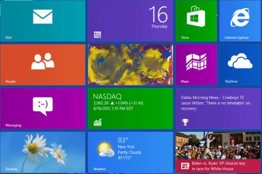 Windows 8 Gadgets
