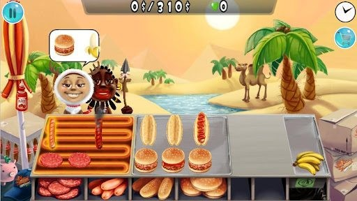 Super Chief Cook- Cooking Game