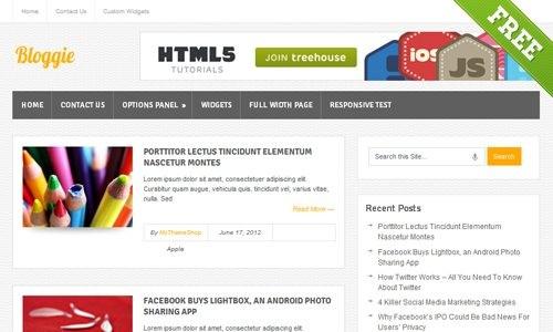 MyTheme Shop Bloggie Theme download