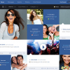 The Future Look of Facebook [Concept of Redesign]