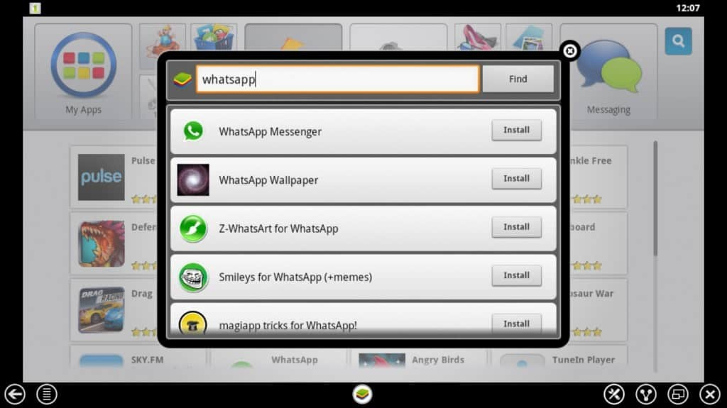 send and receive whatsapp messages from computer