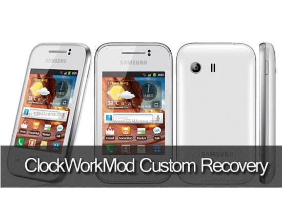 ClockWorkMod Custom Recovery