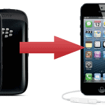 How to Transfer Contacts from Blackberry to iPhone