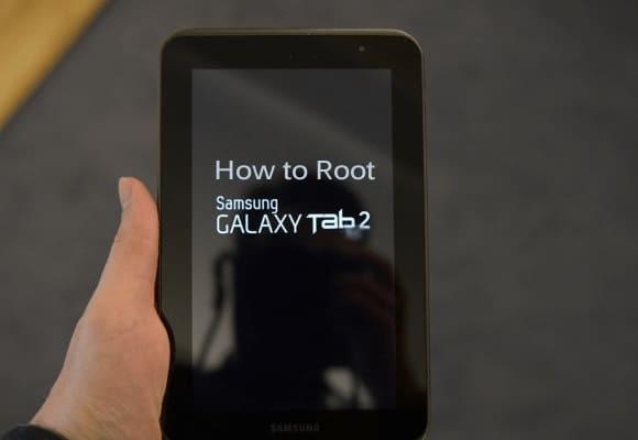 Root samsung galaxy tab 2