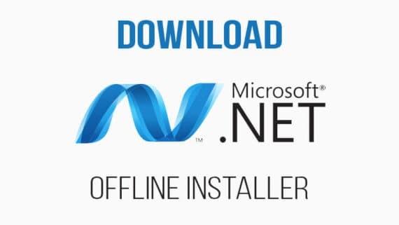 Microsoft .NET Framework Offline Installer