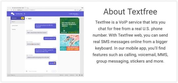 Text For Free Online SMS