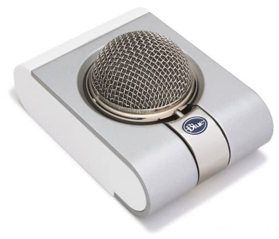 blue's microphone for YouTube videos