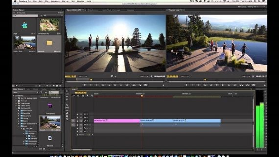 Adobe Premiere Pro - Video Editing Software