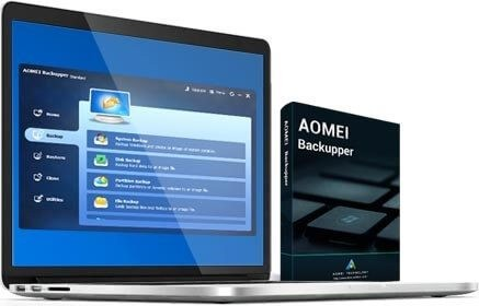 AOMEI Backupper Backup and Restore Tool