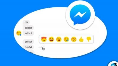 Facebook messenger to get reactions along with dislike