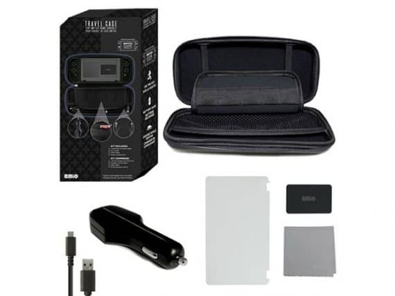 EMiO Travel Kit for Nintendo Switch Console