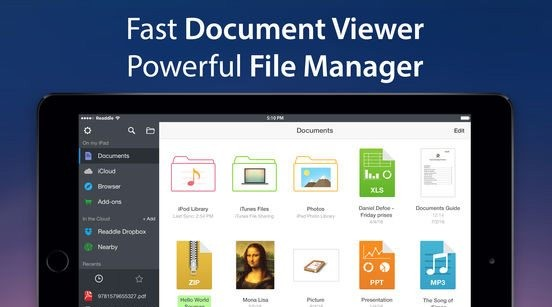 Documents 5 - best iTunes alternative