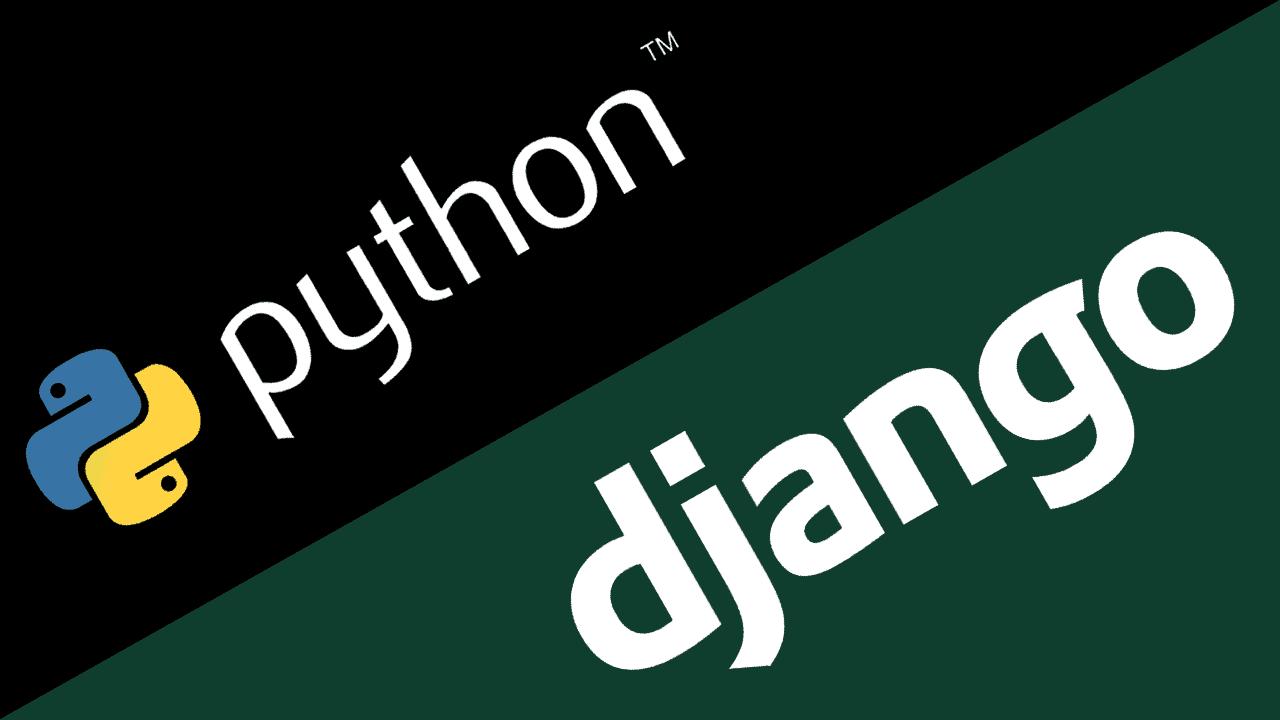 python and django