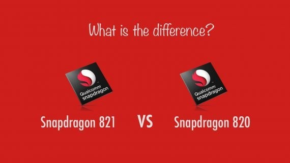 Snapdragon 821 vs Snapdragon 820