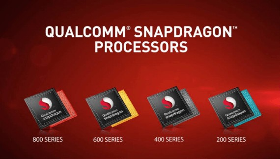 Different Snapdragon Processors series