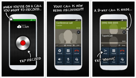 TapeACall Record Calls