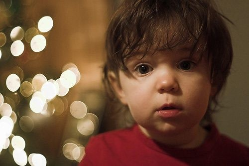 bokeh effect in photography