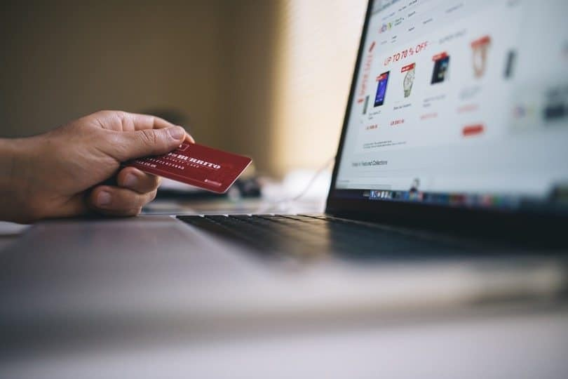 different discounts you get while online shopping