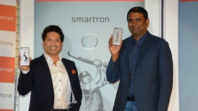 srt.smartphone launched in India
