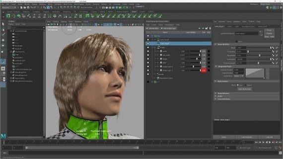 Autodesk Maya - 3D Animation Software