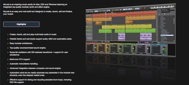 best free mac digital audio workstations