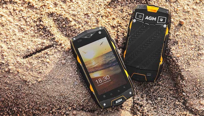 AGM A7 best rugged smartphones