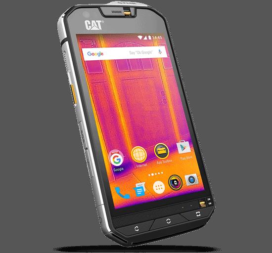 CAT S60 - best rugged smartphones