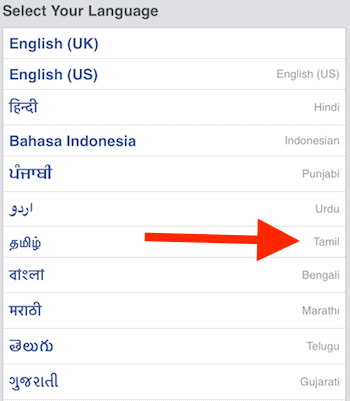 make single name account on facebook