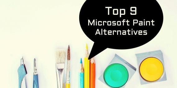 Microsoft Paint Alternatives