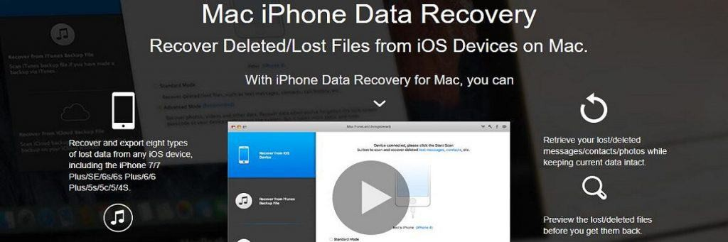 aiseesoft fonelad iphone data recovery software