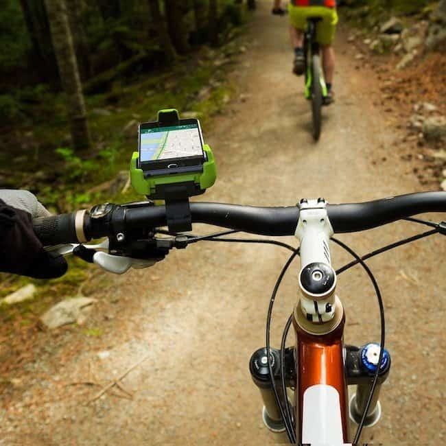 best iphone bike mounts