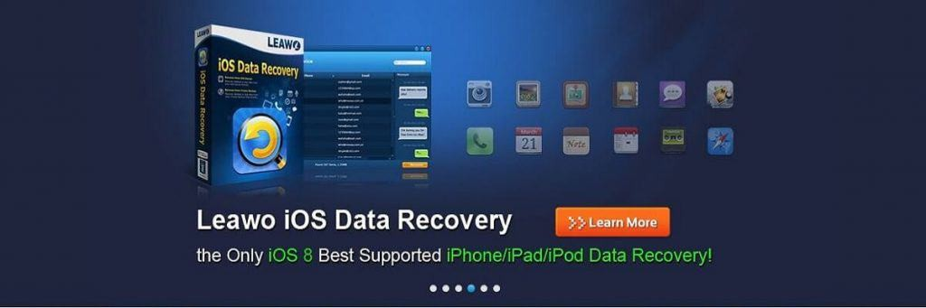 leawo iphone data recovery software