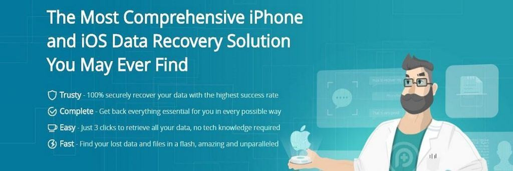 phonerescue data recovery software from imobie