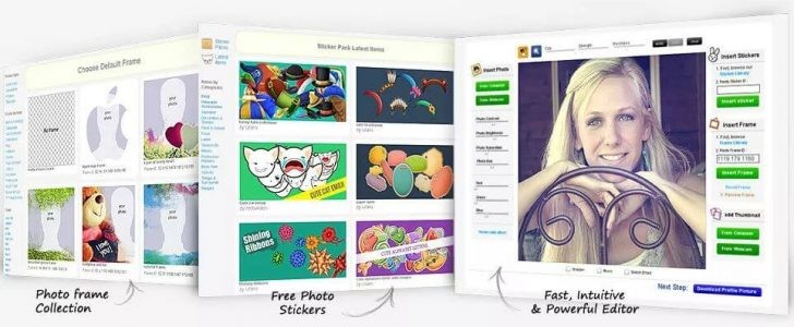 profile picture maker online tool for Instagram