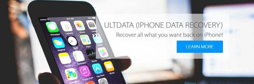 terorshare iphone data recovery tool