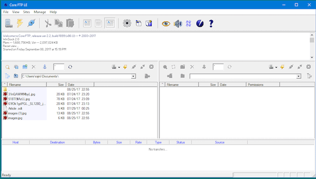 best free windows ftp clients